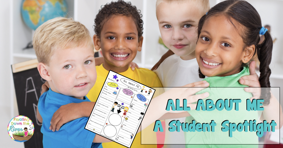 All About Me Student Spotlight