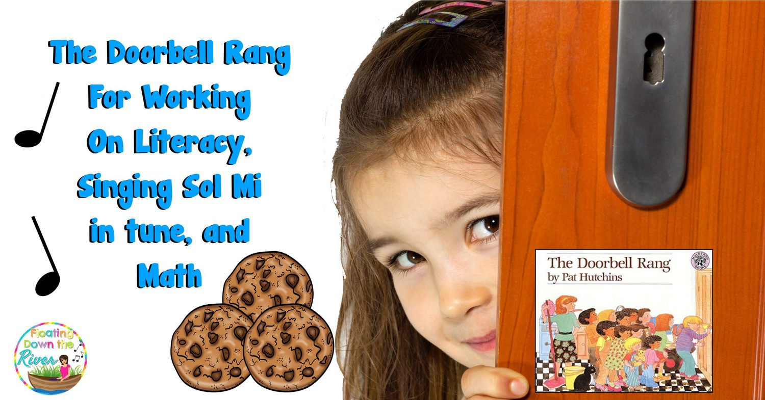 The Doorbell Rang Blog Header