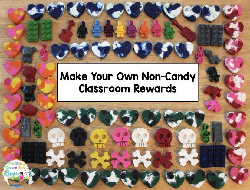 Classroom Rewards Crayons