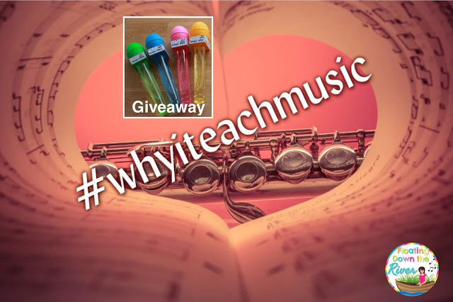 #whyiteachmusic: Great Stories that Motivate