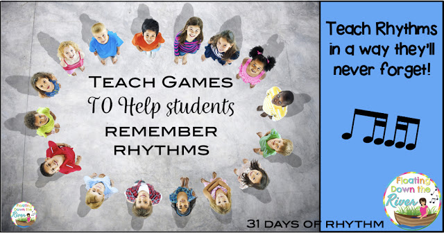 Teach Eighth and Two Sixteenth Rhythm in a Way They'll Never Forget!