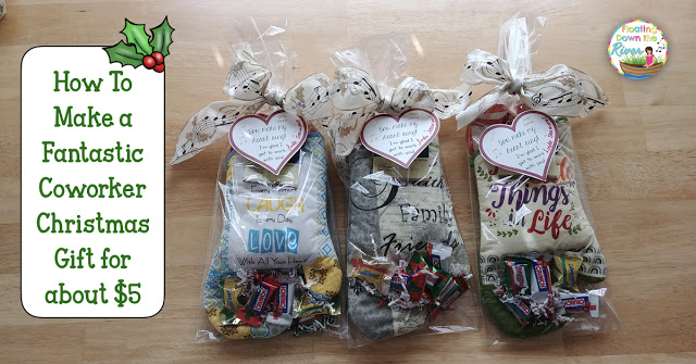 Inexpensive Christmas Gifts.An Easy And Inexpensive Christmas Gift For Coworkers