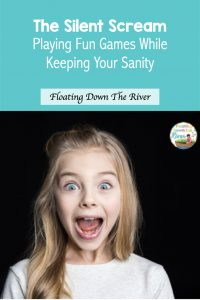 Silent Scream for Behavior Management Pinterest