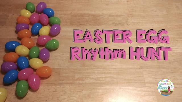 Easter Egg Rhythm Hunt