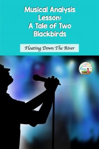 Musical Analysis of Two Blackbirds