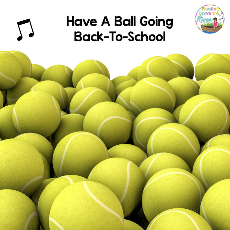 Have a ball Going Back to School